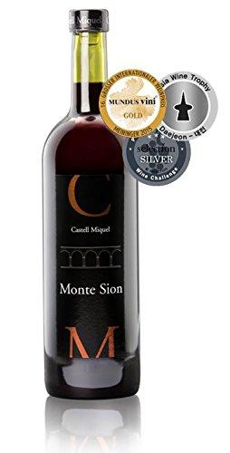 Castell-Miquel-Monte-Sion-2er-Geschenk-Set-Pleasure-of-Silence-Stairway-to-Heaven-Mallorca-Liebhaber-Mundus-Vini-Berlin-Wine-Trophy-prmiert-Luxus-Rotwein-Geschenkset