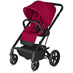 Cybex Gold Balios S - Cochecito Rebel Red