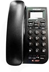 Shopos Orientel KX-T1555 Landline Caller ID Corded Phone Telephone For Office and Home