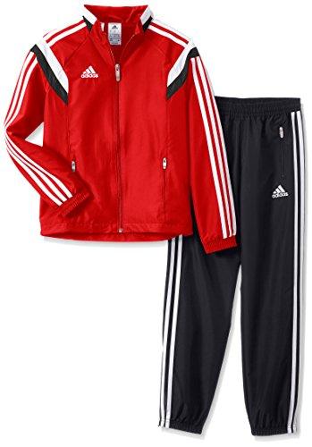 adidas Kinder Trainingsanzug  Condivo 14, University Red/White/Black, 152, F76927