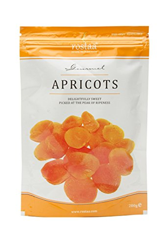 Rostaa Apricots Delightfully Sweet, 200g