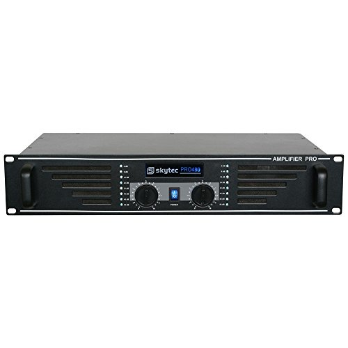 Audio-480 Stereo (Skytec sky-480b Verstärker Audio)