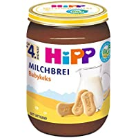HiPP Babykeks Bio, 6er Pack (6 x 190 g)