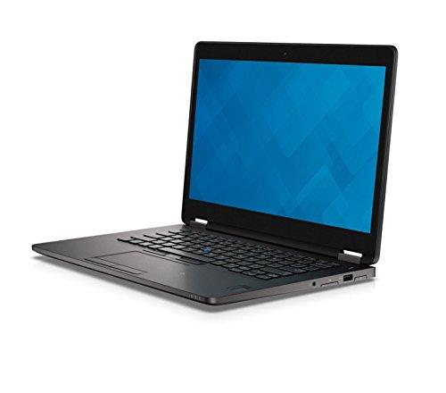 DELL Latitude 14 Schwarz Ultrabook 35,6 cm (14 Zoll) 1366 x 768 Pixel Touchscreen 2,4 GHz Intelu00ae Coreu2122 i5 der sechsten Generation i5-6300U - Notebooks (Intelu00ae Coreu2122 i5 der sechsten Generation, 2,4 GHz, 35,6 cm (14 Zoll), 1366 x 768 Pixel, 8 GB, 256 GB)