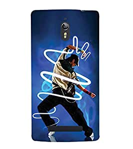 Fiobs Moments of dance Designer Back Case Cover for Oppo Find 7 :: Oppo Find 7 QHD :: Oppo Find 7a :: Oppo Find 7 FullHD :: Oppo Find 7 FHD