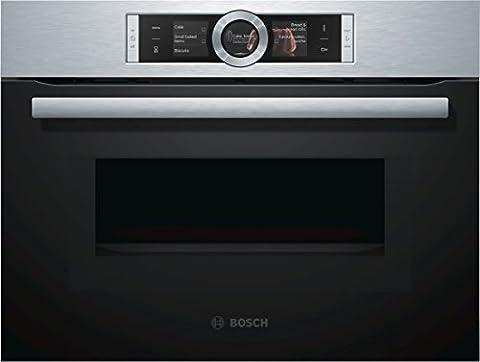 Bosch CMG676BS1 Serie 8 Backöfen und Herde / Mini-Ofen /