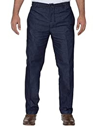 Carabou Mens Smart Rugby Trousers With Elasticated Waist (Available in 6 colours) Sizes: 32-60