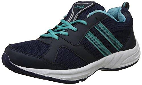 07bd1603e Lannistir Men s N.Blue-L.Blue Running Shoes-9 UK India (43 EU)(SSR ...