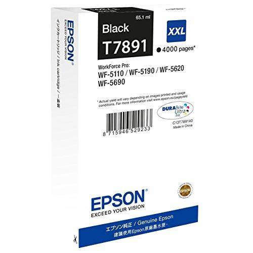 Epson C13T789140cartuccia d' inchiostro Nero