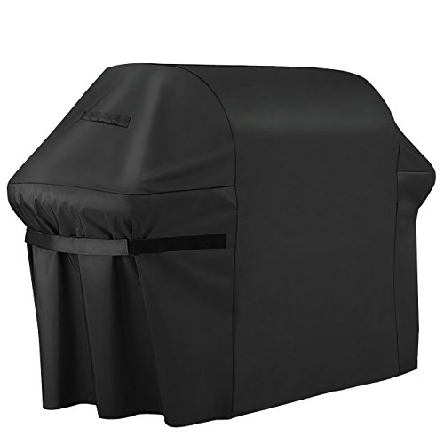 Price comparison product image OMorc Grill Cover, 72-Inch Large Waterproof Heavy Duty Gas BBQ Grill Cover for Weber, Holland, JennAir, Brinkmann and Char Broil