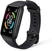 "HONOR Band 6 Orologio-Smartband Fitness Tracker, 1.47"" AMOLED Display, SpO2 Monitor, Cardiofrequenzimetro"