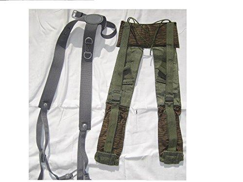 VEB NVA Tragegestell NVA Taschen Fallschirmjäger Rucksack Outdoor (Fallschirmjäger Tasche)