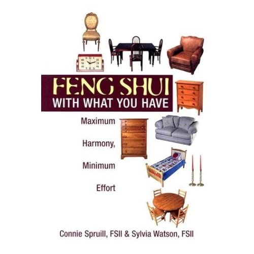 Feng Shui with What You Have: Maximum Harmony, Minimum Effort by Connie Spruill (30-Jul-2004) Paperback