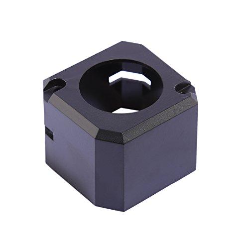 FOKOM WORKER Steckverbinder Kappe Connector Adapter Zwischenstecker Zubehör für Nerf N-strike Elite