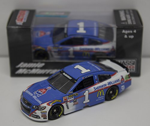 jamie-mcmurray-2015-sherwin-williams-164-nascar-diecast-by-lionel-racing
