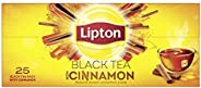 Lipton Yellow Label Cinnamon Tea, 25 Teabags