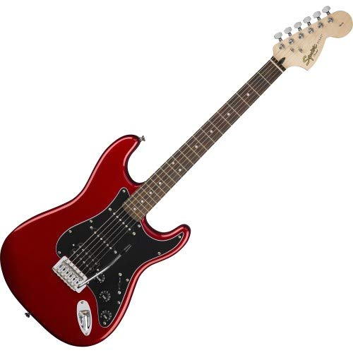 Fender Squier Affinity Strat HSS Pack CAR E-Gitarren Set