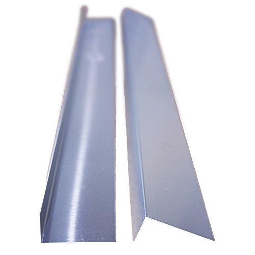Aluminium Winkelprofil 95/30mm, Länge 2 Meter, Haus und Gartenprofil 18