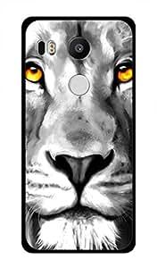 LG Google NEXUS 5X Printed Back Cover