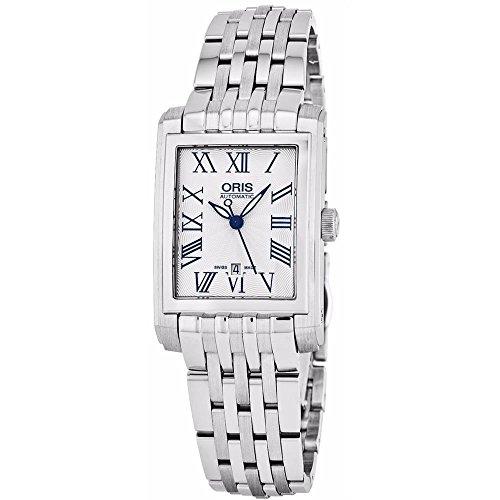 ORIS Reloj DE Mujer AUTOMÁTICO Correa Y Caja DE Acero 56176564071MB