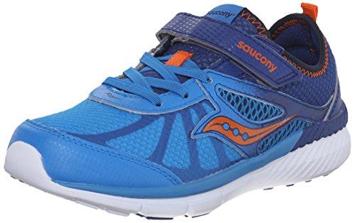 Blu ragazzino Sneaker Alternativa Saucony Volt Chiusura xaOwfY1