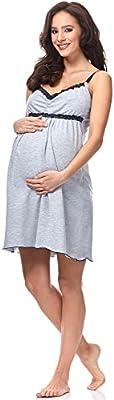 Be Mammy Lactancia Camisón para Mujer BE20-142