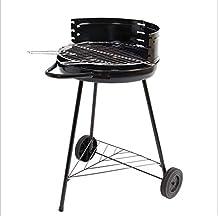 Barbacoa al aire libre, carbón vegetal Barbacoa Estilo Amer ikanischen, fácil móvil camping Barbacoa