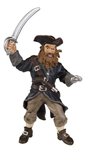 - Red Beard Pirate