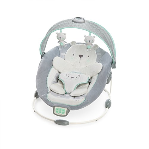 Ingenuity 60726 InLighten Bouncer - Twinkle Teddy Bear