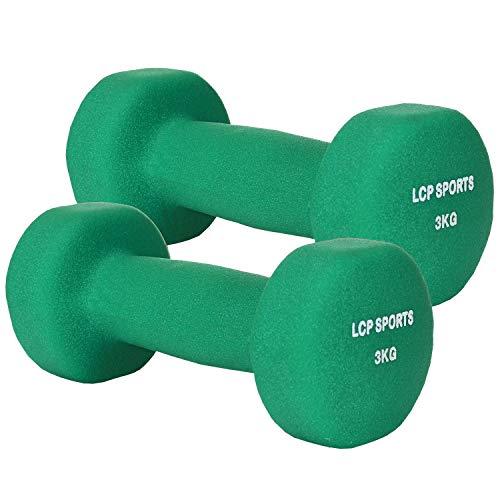 Neopren Kurzhanteln für Gymnastik im Test und Preisvergleich - 2