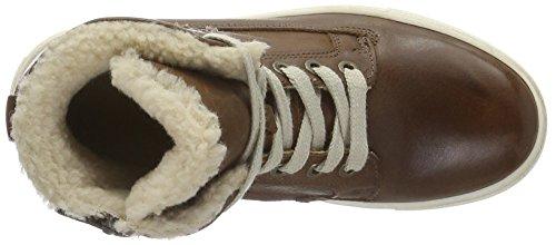 HIP Jungen H2538 Hohe Sneakers Braun (26CO)