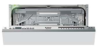 Hotpoint LTF 11S112 L EU Entièrement intégré 15places A+ lave-vaisselle - Lave-vaisselles (Entièrement intégré, Acier inoxydable, boutons, froid, 15 places, 42 dB)