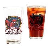 Ultimate Spiderman Verre à pinte 454 ml Verre à boire