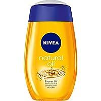 NIVEA Natural Oil Gel de Ducha - 200 ml