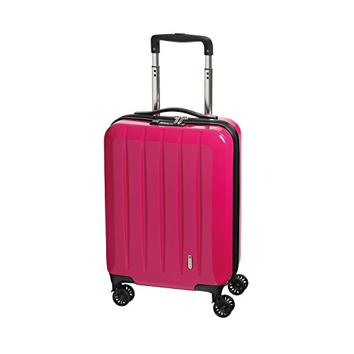 CHECK.IN London 2.0 4-Rad Kabinentrolley 55cm pink