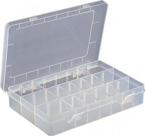 15 Raster Sortierbox Sortimentsboxen Einstellbar Fächer für