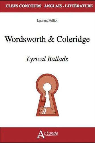 Wordsworth & Coleridge, Lyrical Ballads
