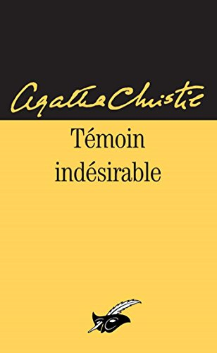 Témoin indésirable (Masque Christie) (French Edition)