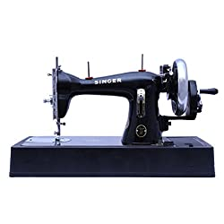 Singer Solo Straight Stitch Hand Sewing Machine (Black)