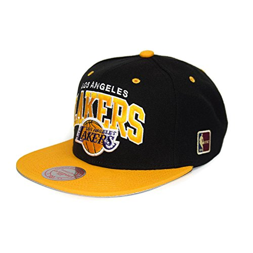 info for e02f6 a8d36 Mitchell   Ness Snapback Cap - HWC Los Angeles Lakers