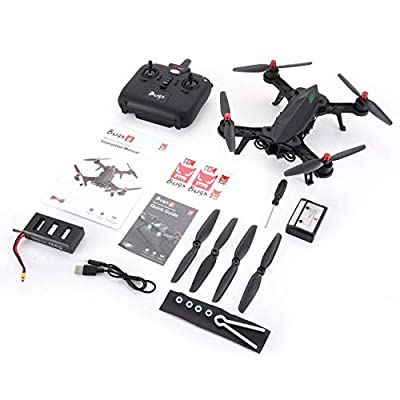 Bugs 6 B6 2.4GHz 4CH 6 Axis Gyro Pre-assembled RTF Racing Drone High Speed 1806 1800KV Motor Brushless RC Quadcopter