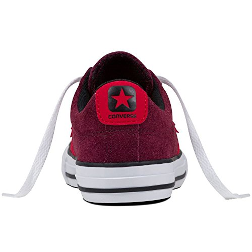 Converse Kids Star Player EV Ox Suede Trainers Rot