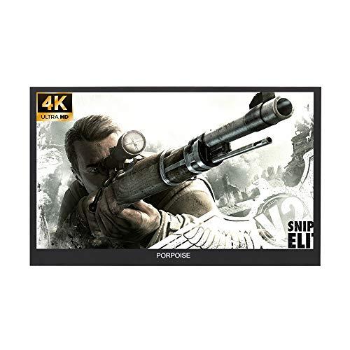 XC Spielmonitor, HD 18,4-Zoll-IPS-Bildschirm mit HDS 4K-Display, unterstützt den PS4PRO Switch-Computererweiterung