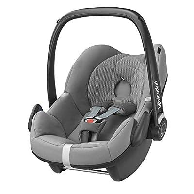 Bébé Confort Pebble – Silla de coche, grupo 0+, color marrón