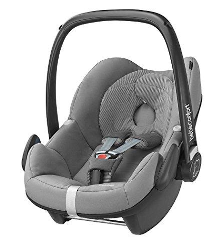 Bébé Confort Siège Auto Pebble Concrete Grey Groupe 0+/1 - Naissance à...