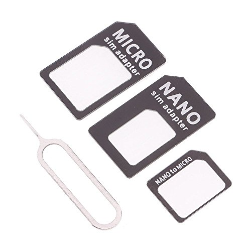 Naisicantar - Juego adaptadores 4 1 todos smartphones