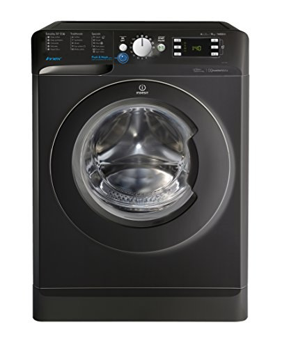 Indesit Innex BWE 91484X K UK Washing Machine - Black