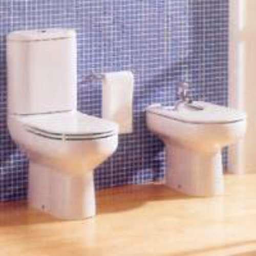 Gala Marina WC-Sitz Marina mit Haarausfall Dämpfung Weiß
