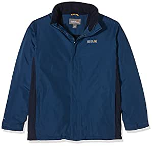 Regatta Men's Thornhill II Waterproof Jacket Blue Bleu - Bleu/bleu marine Size:xx-large