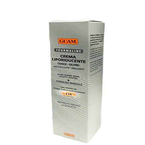 Crema Liporiducente per cosce e glutei alla Tormalina minerale 200ml